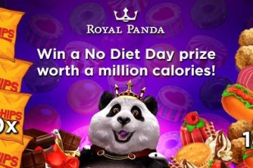 No diet day royal panda