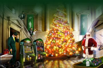 christmas at mrgreen