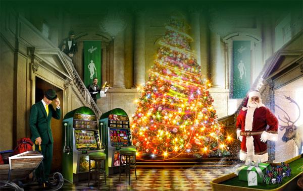 christmas at mrgreen