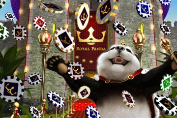 royal panda 3rd birthday