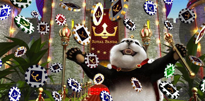 royal panda 3rd birthday