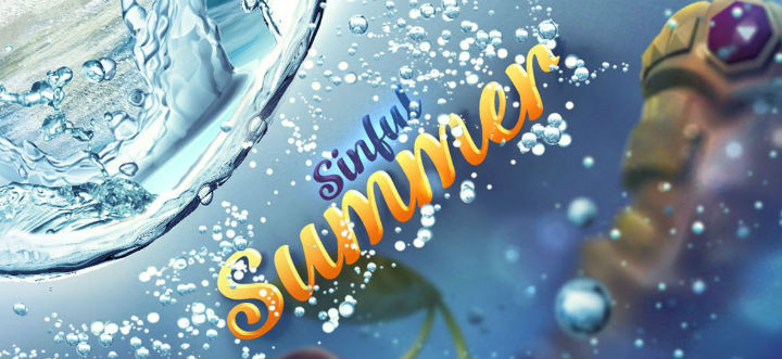 sinful summer promo