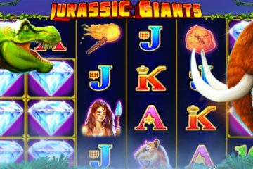 Jurassic Giants Pragmatic Play