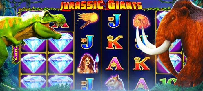 Jurassic Giants Pragmatic Play