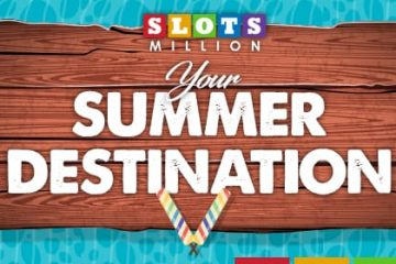 summer holiday slotsmillion