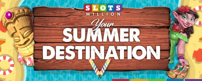 summer holiday slotsmillion