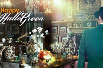 mrgreen halloween promo