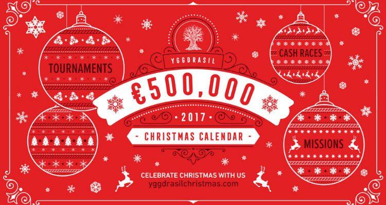 christmas calendar yggdrasil