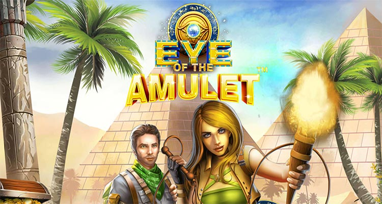 eye of the amulet leo vegas
