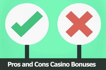 artılarını eksileri casino bonusları