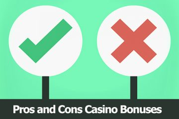 pros cons casino bonuses